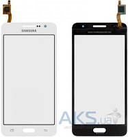 Сенсор (тачскрин) для Samsung Galaxy Grand Prime LTE G530F, Galaxy Grand Prime G530H Original White