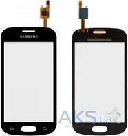 Сенсор (тачскрин) для Samsung Galaxy Trend S7390 Black