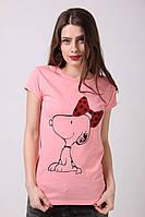 Женская футболка от украинского производителя