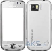 Корпус Samsung S8000 Jet White