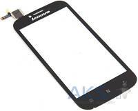 Сенсор (тачскрин) для Lenovo A760, A706T Original Black