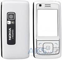 Корпус Nokia 6288 с клавиатурой White