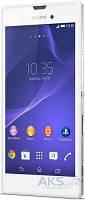 Дисплей (экран) для телефона Sony Xperia T3 D5102, Xperia T3 D5103, Xperia T3 D5106 + Touchscreen with frame Original White