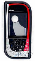 Корпус Nokia 7610 с клавиатурой Black