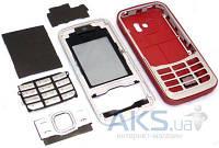 Корпус Nokia 7610 Supernova с клавиатурой Red