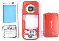 Корпус Nokia N73 с клавиатурой Red