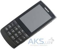 Корпус Nokia X3-02 с клавиатурой Black