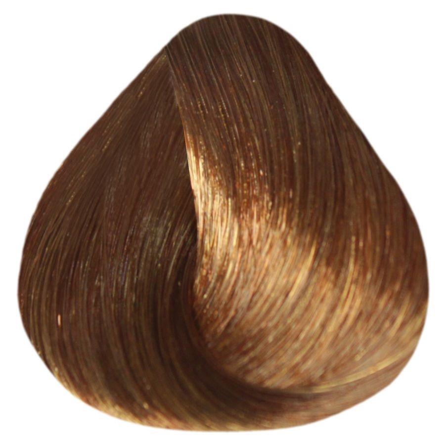 Краска-уход Estel Professional De Luxe 7/75 Русый коричнево-красный  60 мл.
