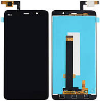 Дисплей (экран) для телефона Xiaomi Mi Note + Touchscreen Black