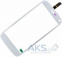 Сенсор (тачскрин) для Fly IQ4410 Quad Phoenix, Gionee E3 Original White