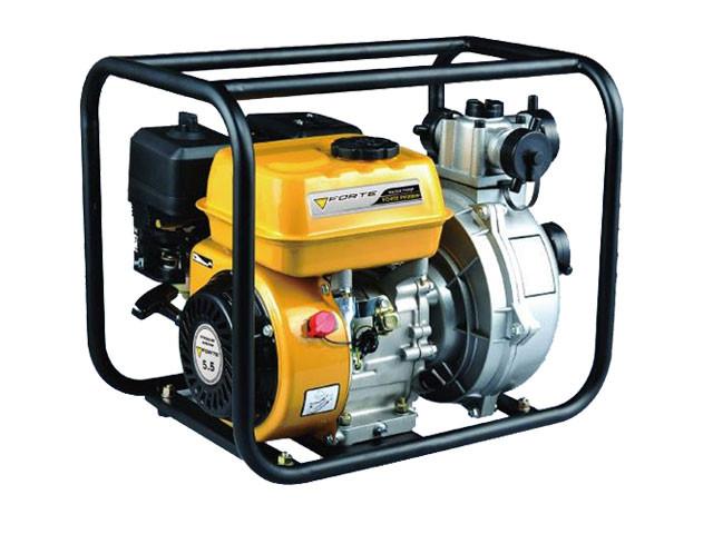 Мотопомпа Forte FP-20HP повышенной производительности c четырехтактным двигателем