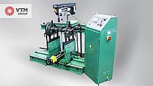 Балансировочный станок для роторов массой до 10 000 кг | VTM GROUP | Дорезонансные станки серии 9Д