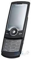Корпус Samsung U600 с клавиатурой Black