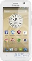 Сенсор (тачскрин) Prestigio MultiPhone 3450 Duo Original White