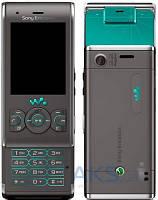 Корпус Sony Ericsson W595 с клавиатурой Black