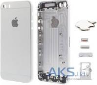 Корпус Apple iPhone 5 в стиле iPhone 6 Exclusive Silver