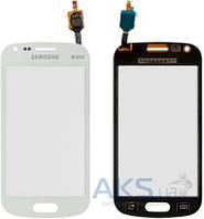 Сенсор (тачскрин) для Samsung Galaxy Trend Plus Duos S7582 Original White