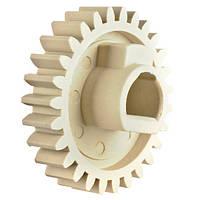 Шестерня резинового вала 27Т HP LJ P2030/P2035/P2050/P2055, Patron (RU6-0690 / GEAR-HP-RU6-0690-PN)