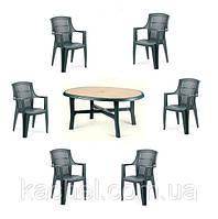 Комплект садовой мебели Danubio 6 Arpa