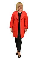"""Пальто """"Рубин"""" - Модель 1545, фото 1"""