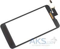 Сенсор (тачскрин) для Huawei Ascend Mate MT1-U06 Black