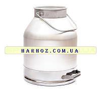 Бидон для доильного аппарата 20 л