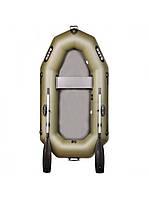 Надувная лодка BARK В-220 Одноместная гребная, комплект*