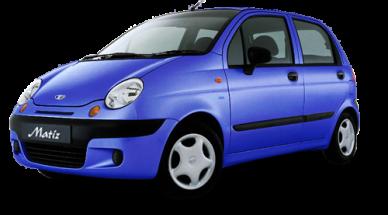 Daewoo Matiz кузов и оптика