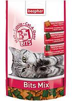 Лакомство Beaphar Bits Mix для кошек и котят, 150 г
