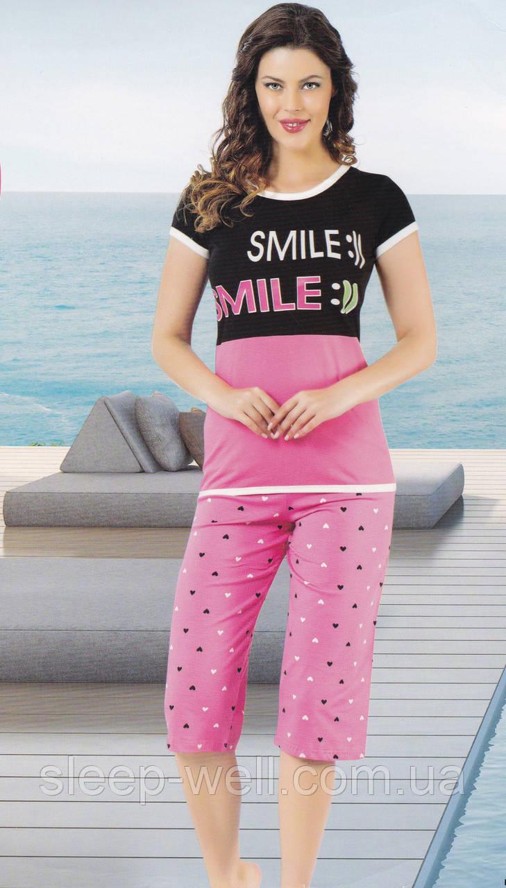 Пижама sexen  с капрями