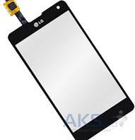 Сенсор (тачскрин) для LG G E970, G E971, G E973, G E975, G E976 Black