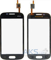 Сенсор (тачскрин) для Samsung S7392 Duos Original Black