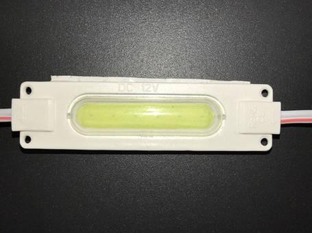 Светодиодный модуль COB SL-2.5M линзованный холодный белый IP65 Код.58843, фото 2