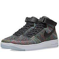 Оригинальные кроссовки  Nike Air Force 1 Ultra Flyknit Mid Pink Blas