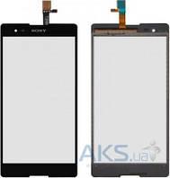 Сенсор (тачскрин) Sony Xperia T2 Ultra D5303, Xperia T2 Ultra D5306, Xperia T2 Ultra DS D5322 Original Black