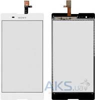 Сенсор (тачскрин) Sony Xperia T2 Ultra D5303, Xperia T2 Ultra D5306, Xperia T2 Ultra DS D5322 White