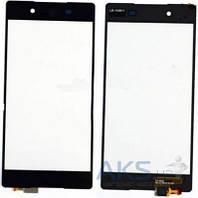 Сенсор (тачскрин) для Sony Xperia Z3+ E6553, Xperia Z4 Original Black