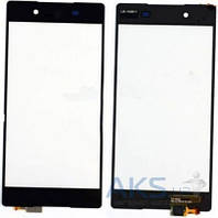 Сенсор (тачскрин) для Sony Xperia Z3+ E6553, Xperia Z4 Black
