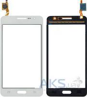 Сенсор (тачскрин) для Samsung Grand Prime VE Duos G531H Original White