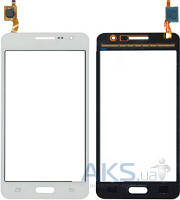 Сенсор (тачскрин) для Samsung Grand Prime VE Duos G531H White