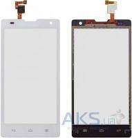 Сенсор (тачскрин) для Huawei Honor 3C H30-U10 Original White