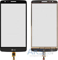 Сенсор (тачскрин) для LG G3 Stylus D690 Black