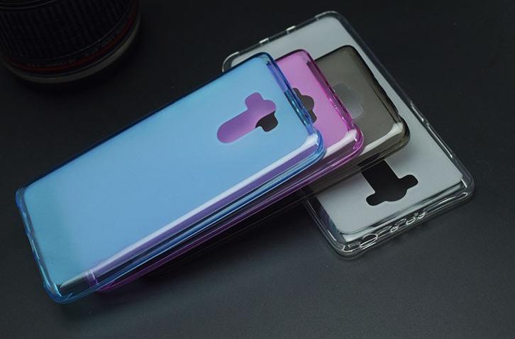 Силиконовый чехол бампер Xiaomi Redmi 4