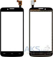Сенсор (тачскрин) для Explay HD Quad 3G Original Black