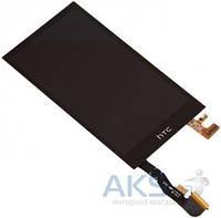 Дисплей (экраны) для телефона HTC One M8 mini, One mini 2 + Touchscreen Black