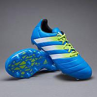 Бутсы Adidas ACE 16.2 FG/AG LEATHER AF5136 Адидас Асе
