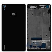 Корпус Huawei Ascend P7 Black
