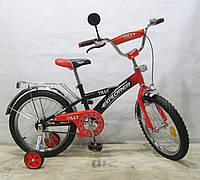 Велосипед EXPLORER 18 T-21814 black + orange