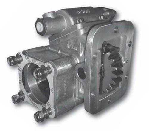 Коробка отбора мощности PTO EATON 4106, 5206 DT/OD