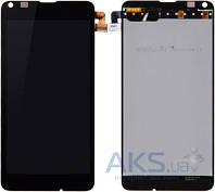 Дисплей (экраны) для телефона Nokia Lumia 640 XL Dual Sim + Touchscreen Original Black